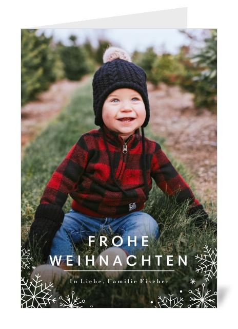 Fotokarten weihnachten